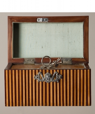 A Louis XVI Teabox