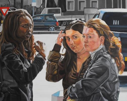 I tre sguardi delle donne - Fabrizio Bianchini
