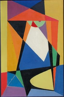 """Miroir infidele"" - Adolphe Cieslarczyk"