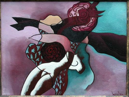 """""""Rose and Torse"""" - Wim Kersten"""