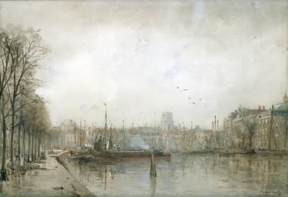 Johan Hendrik van Mastenbroek  1875 - 1945 - Johan Hendrik Mastenbroek