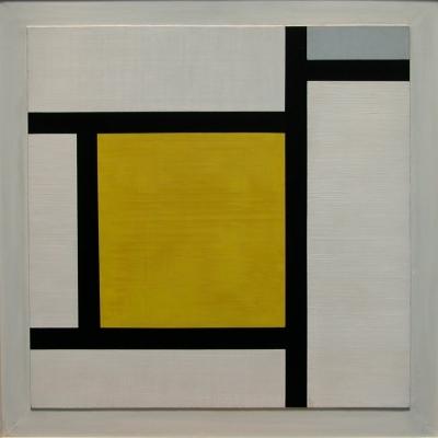 'geel en grijs'