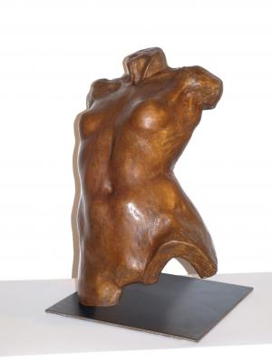 Torso vrouw - René Rikkelman