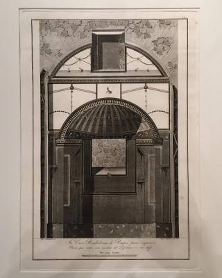 In Casa Pseudorbana di Pompei
