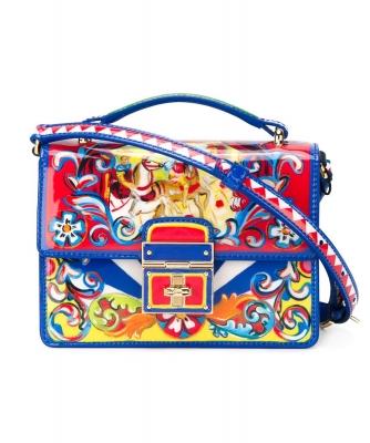 Dolce & Gabbana Rosalia Crossbody Bag