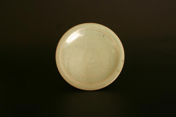 A small  Song dynasty Jun ware dish with green glaze, Chinese Ceramics