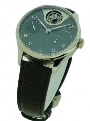 WAT06 IWC Portuguese Tourbillon - Mystere Limited Edition to 250 pcs.