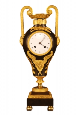 PV03 Empire Vase shape Pendulum clock