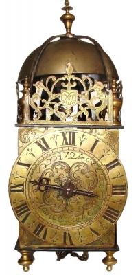 LA09 One hand lantern clock