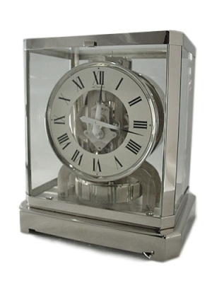 M91 LeCoultre Atmos table clock from the early 70's.