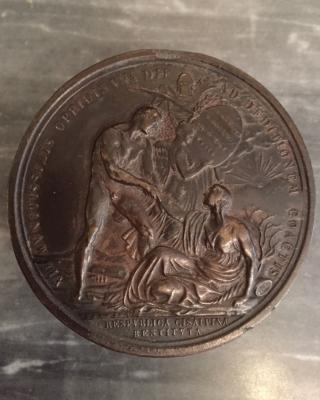Doosje Napoleon als consul