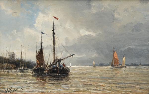 P11 J.G. Vogel