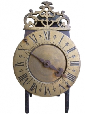 LA05 French lantern clock