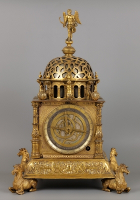 German Astronomical Renaissance Türmchenuhr