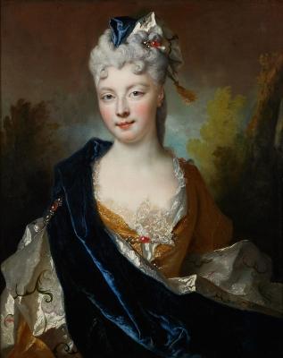Nicolas de Largilliere (1656-1746)