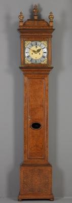 Dutch Longcase Clock