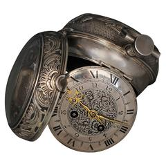 An extraordinary Coach Watch by Planchon Au Palais Royale Paris, circa 1855