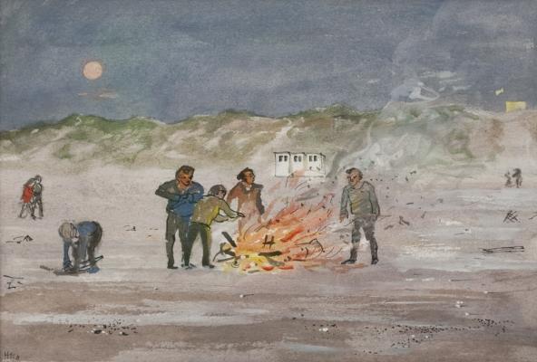 Harm Kamerlingh Onnes 1893 -1985 - Harm Henrick Kamerlingh Onnes