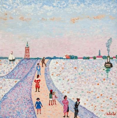 Ferdinand Joseph (Ferry) Slebe 1907 - 1997 - Ferdinand Joseph Slebe