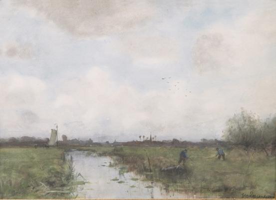 George Jan Hendrik Poggenbeek 1853 - 1903