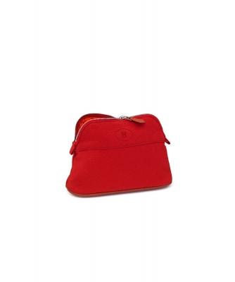 Hermès Red Bolide MM Bag