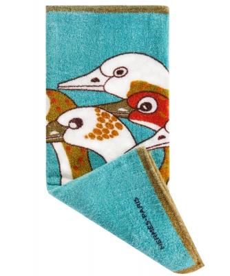 Hermes Ducks Beach Towel 90x150 - Hermès
