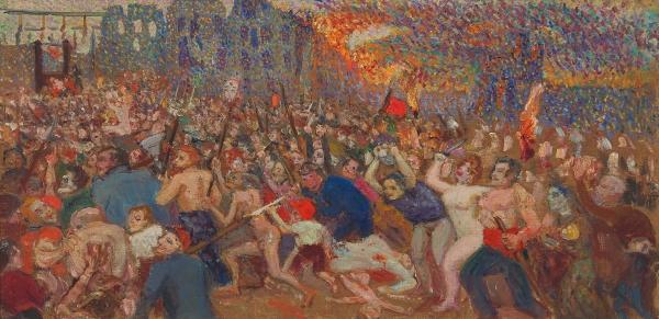 Scène de Révolution