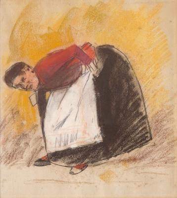 Waspit - George Hendrik Breitner