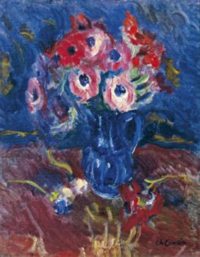 Flower still life - Charles Camoin