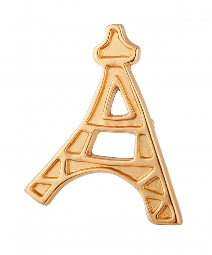 Yves Saint Laurent 'Eiffel Tower' Brooch