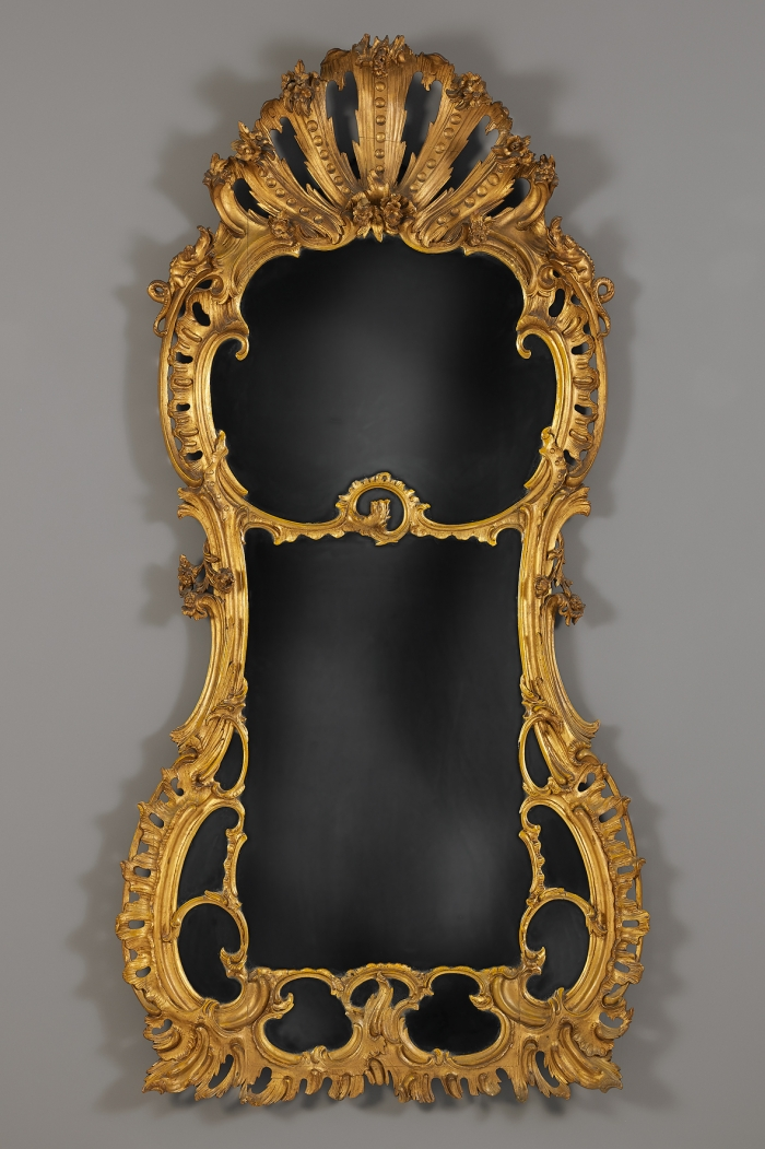 Miroir hollandais d 39 poque louis xv kollenburg antiquairs for Miroir in english