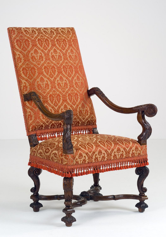 fauteuil flamand d 39 epoque louis xiv kollenburg antiquairs oirschot. Black Bedroom Furniture Sets. Home Design Ideas