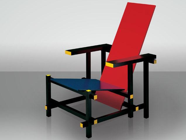 De stoel van rietveld film en boekpresentatie artlistings - Rotan stoel van de wereld ...