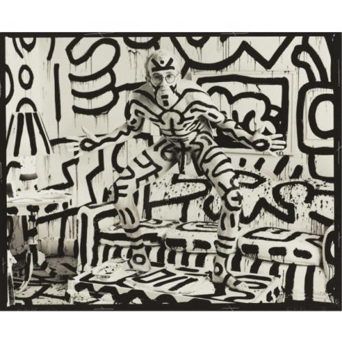 Keith Haring, Nueva York, 1986