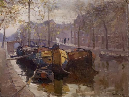 Johannes (Jan) Korthals 1916-1972