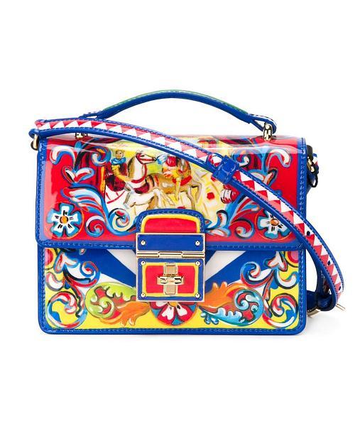 b029edb6fa8f Dolce   Gabbana Rosalia Crossbody Bag